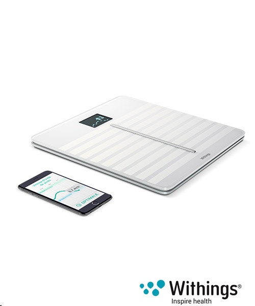 jeu concours 2 balances Withings Body Cardio
