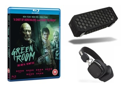 Green Room sweepstakes