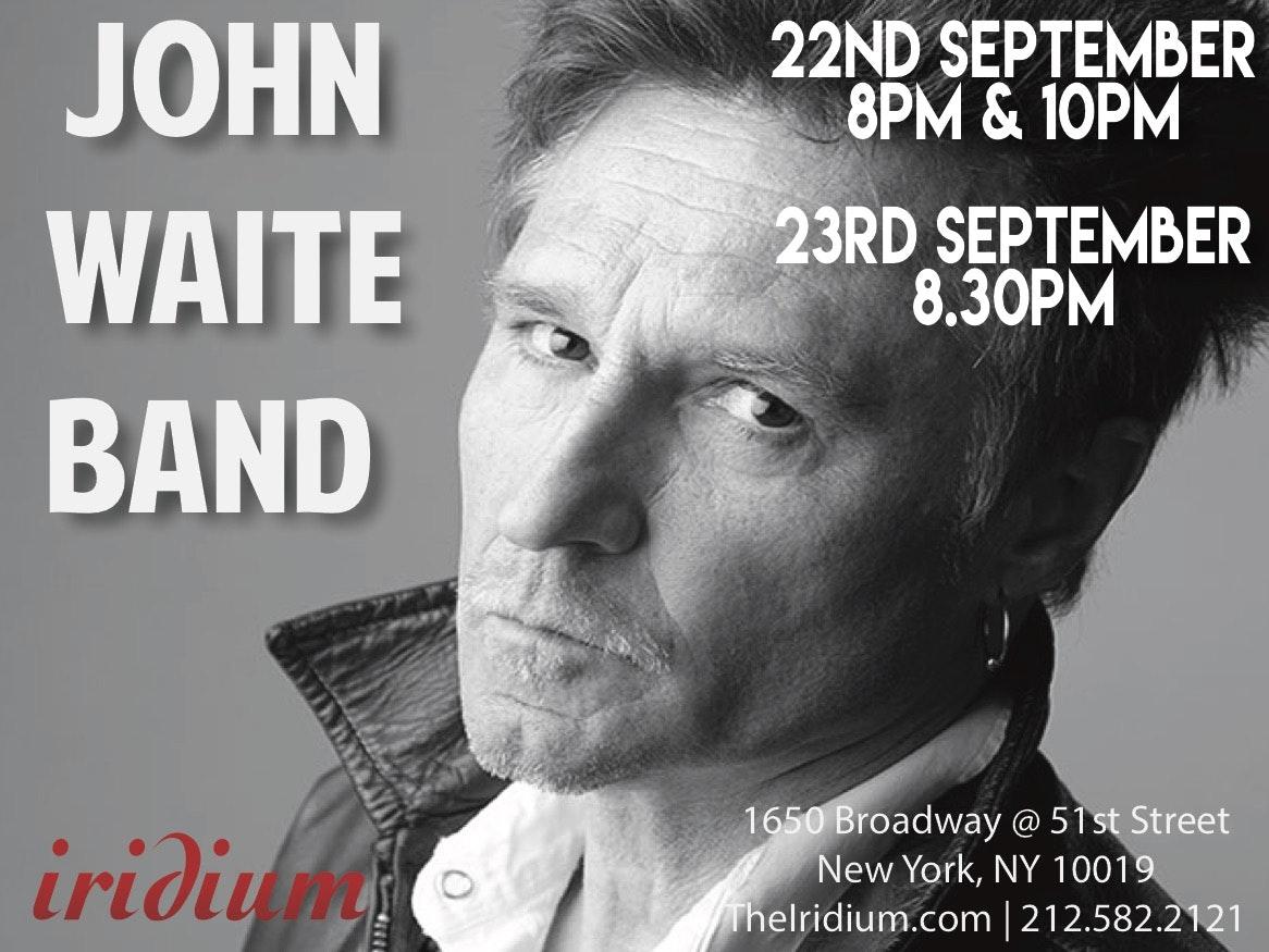 John waite giveaway 1