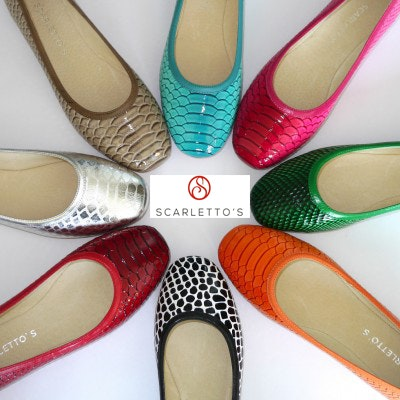 Scarletto's Shoe Vouchers sweepstakes