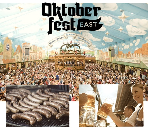 VIP ticket for four to Oktoberfest East sweepstakes