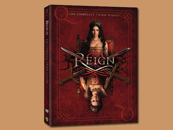 Reign s3 giveaway