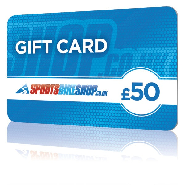 £50 Sports Bike Shop Gift Voucher up for Grabs sweepstakes