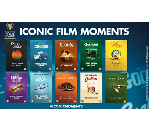 'Iconic Moments' collection sweepstakes