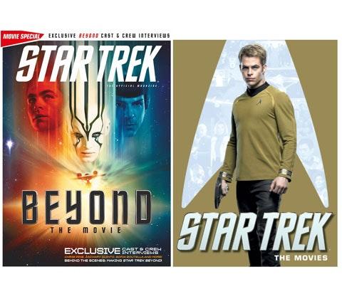 Star Trek sweepstakes