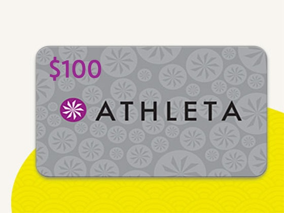 Athleta giftcard giveaway 1