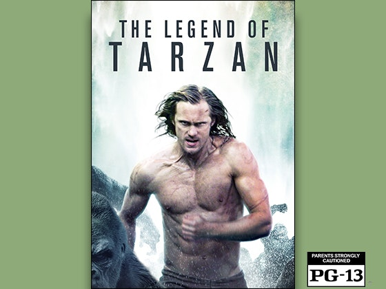 Tarzan movie giveaway