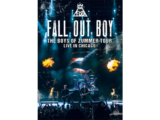 The Boys Of Zummer Tour: Live In Chicago sweepstakes