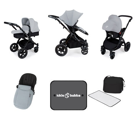 Stomp v3 Travel System sweepstakes