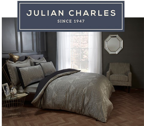 Julian Charles Marrakech bedding sweepstakes