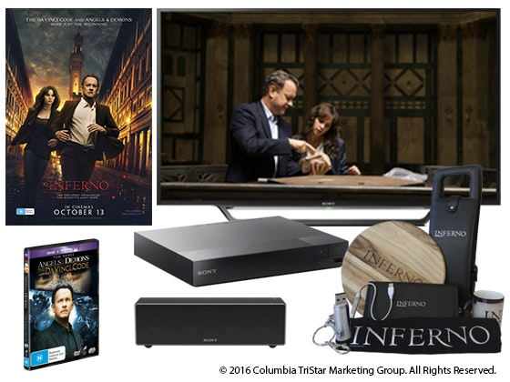 Inferno Entertainment Pack sweepstakes