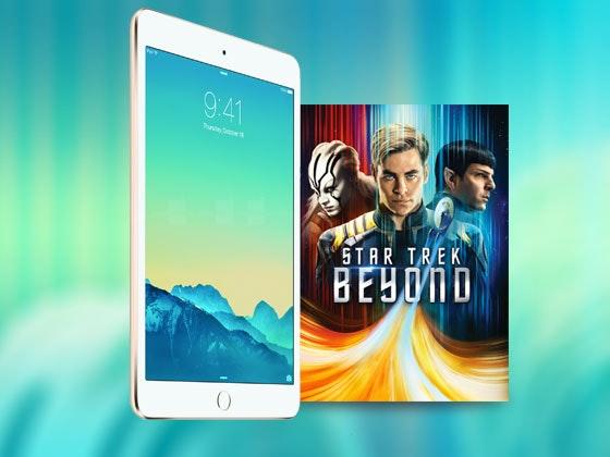 Star Trek Beyond and iPad Mini 2 sweepstakes