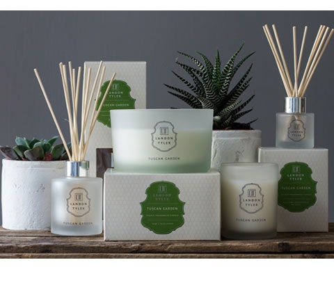 a Landon Tyler home fragrance set sweepstakes