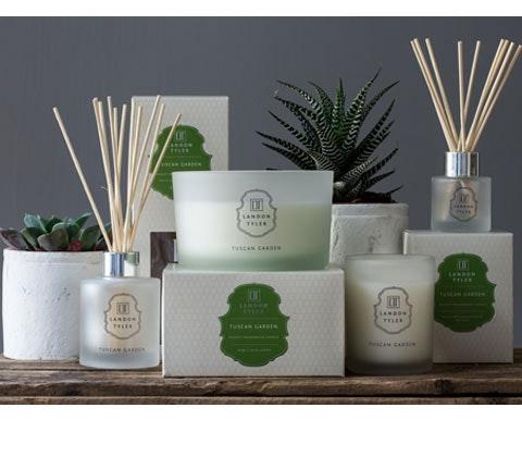 a Landon Tyler home fragrance set sweepstakes