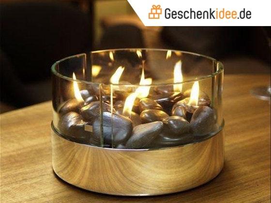 Tischkamin von Geschenkidee.de Gewinnspiel