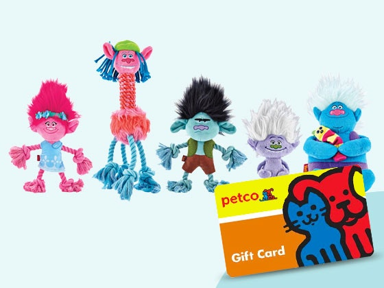 Petco Gift Card-Products sweepstakes