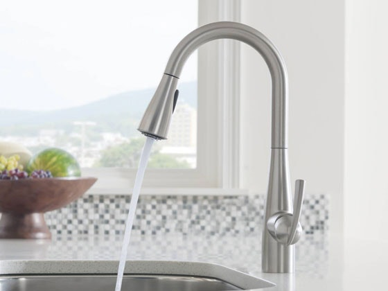 Moen Essie Pulldown Kitchen Faucet sweepstakes