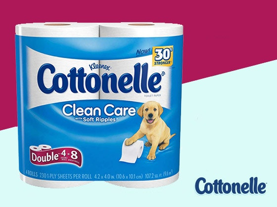 Beauty Bar Presented by Cottonelle NYFW Gift Bag sweepstakes
