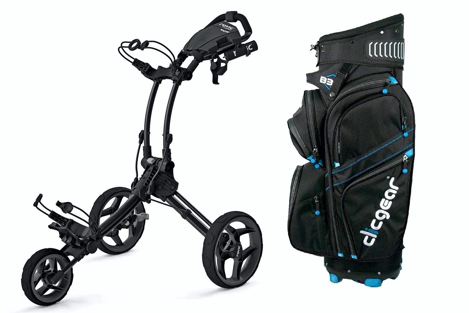 WIN a Clicgear trolley and bag sweepstakes