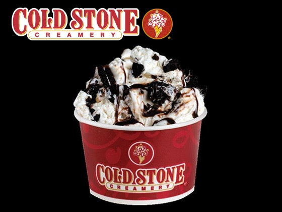 Cold stone july giveaway