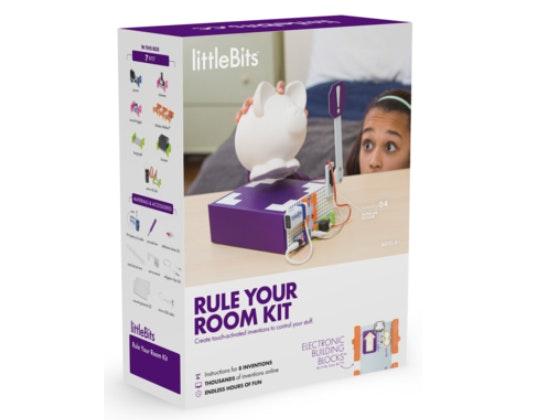 Littlebits ruleyourroom giveaway