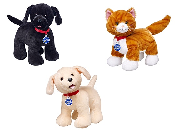 Build-A-Bear Promise Pet sweepstakes