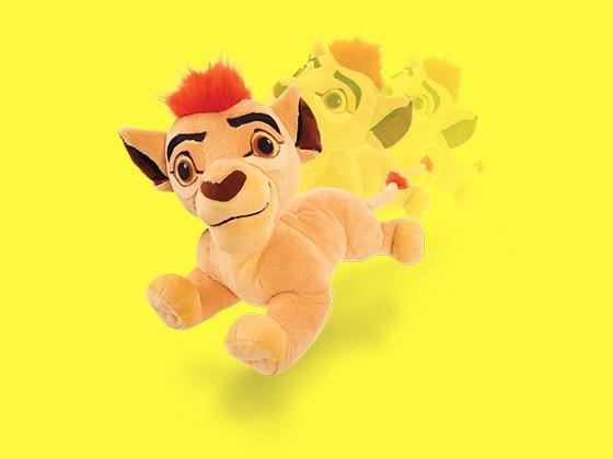 Lion Guard Plush sweepstakes