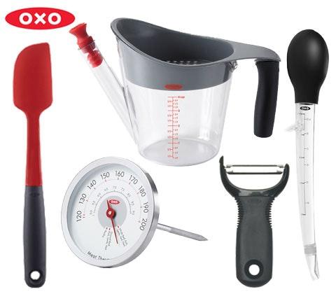 OXO Christmas tools  sweepstakes