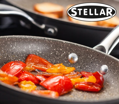 a Stellar Rocktanium frying pan sweepstakes