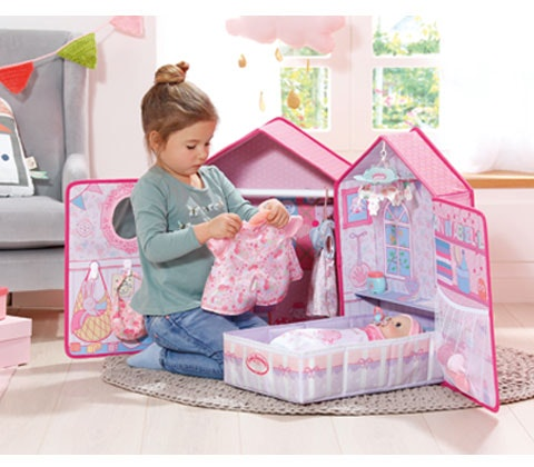 Baby annabell bedroom competition
