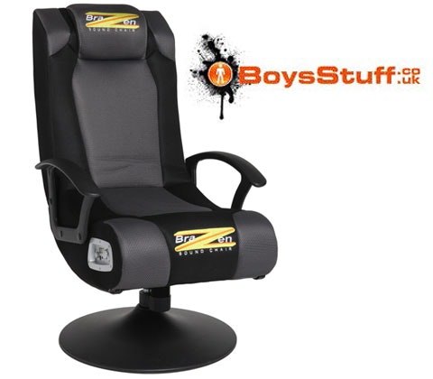 a BraZen Stag 2.1 Gaming Chair sweepstakes
