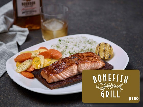 Bonefish grill fall giveaway 1
