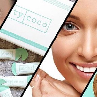 Mintycoco Teeth Whitening Pack sweepstakes
