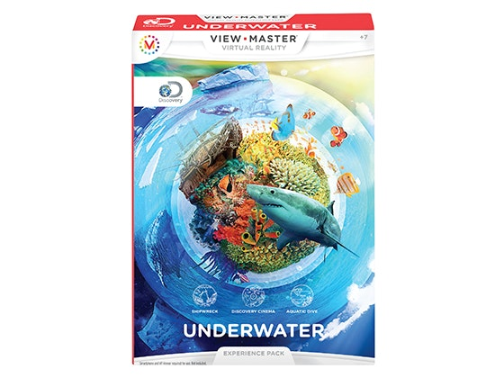 Discovery Underwater Pack sweepstakes