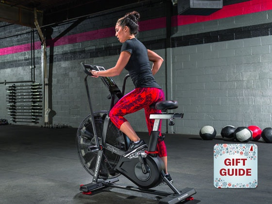 Exercise bike holiday gift guide