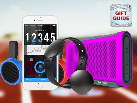 Fitness accessories holiday gift guide
