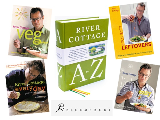 River Cottage Cookbook Pack sweepstakes