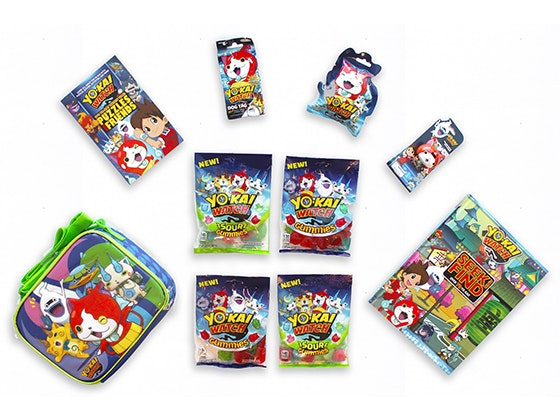 YO-KAI Watch Prize Pack sweepstakes