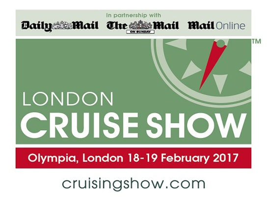 London CRUISE Show sweepstakes
