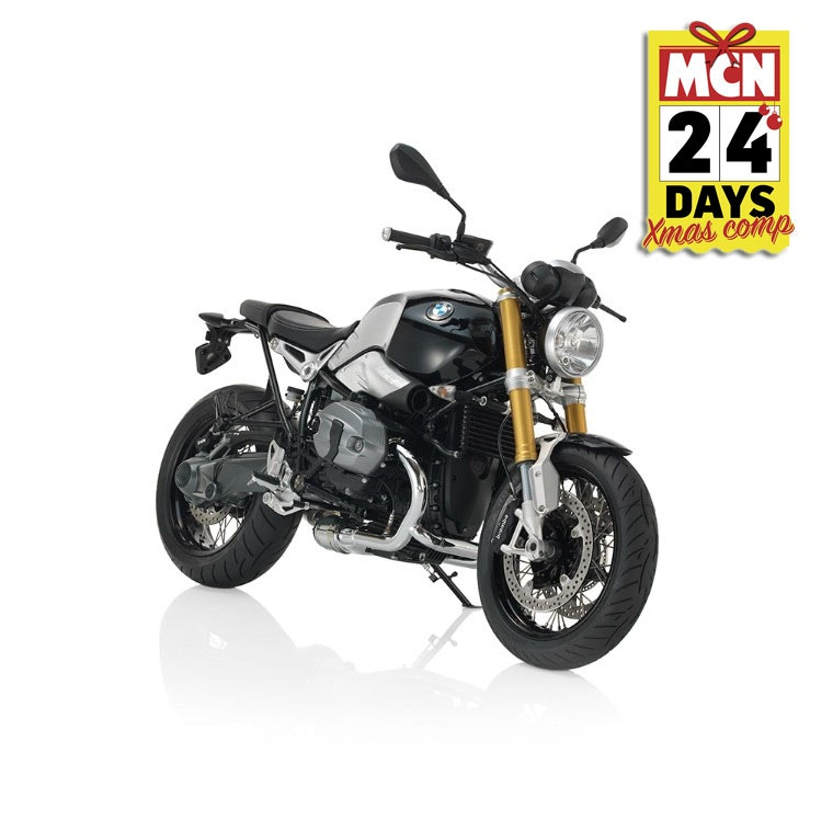 Win a BMW R nineT!! sweepstakes
