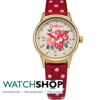 a Cath Kinston WatchShop sweepstakes