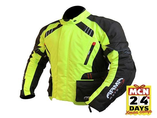 ARMR Moto Kiso 2 Jacket sweepstakes