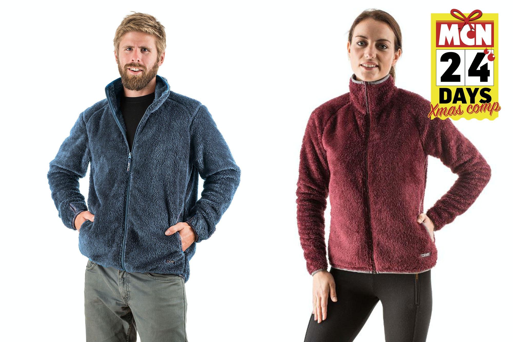 Dress up warm in this EDZ Yeti Fleece sweepstakes