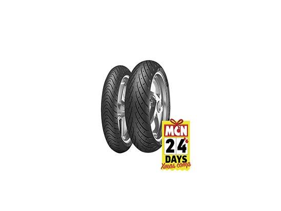 Metzeler Roadtec 1 tyres sweepstakes