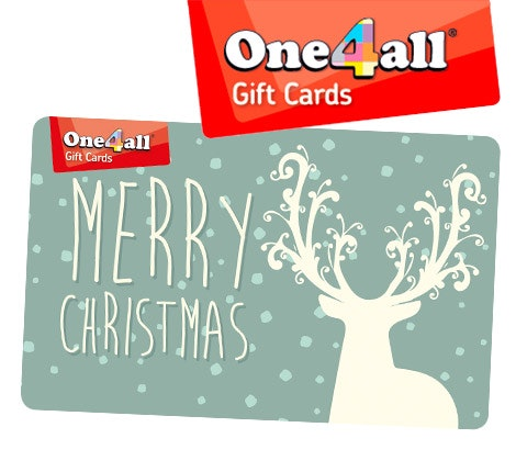 One4All Gift Cards sweepstakes