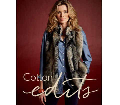 Cotton Edits winter wardrobe worth £300 sweepstakes