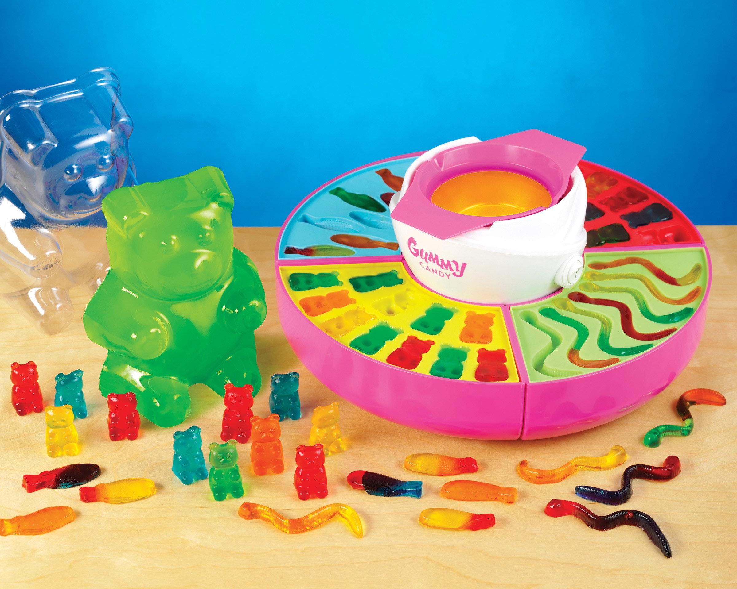 Gummymaker giveaway