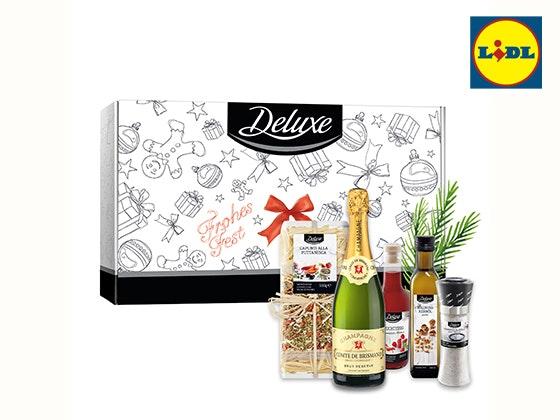 Deluxe Weihnachtspaket gewinnen Gewinnspiel
