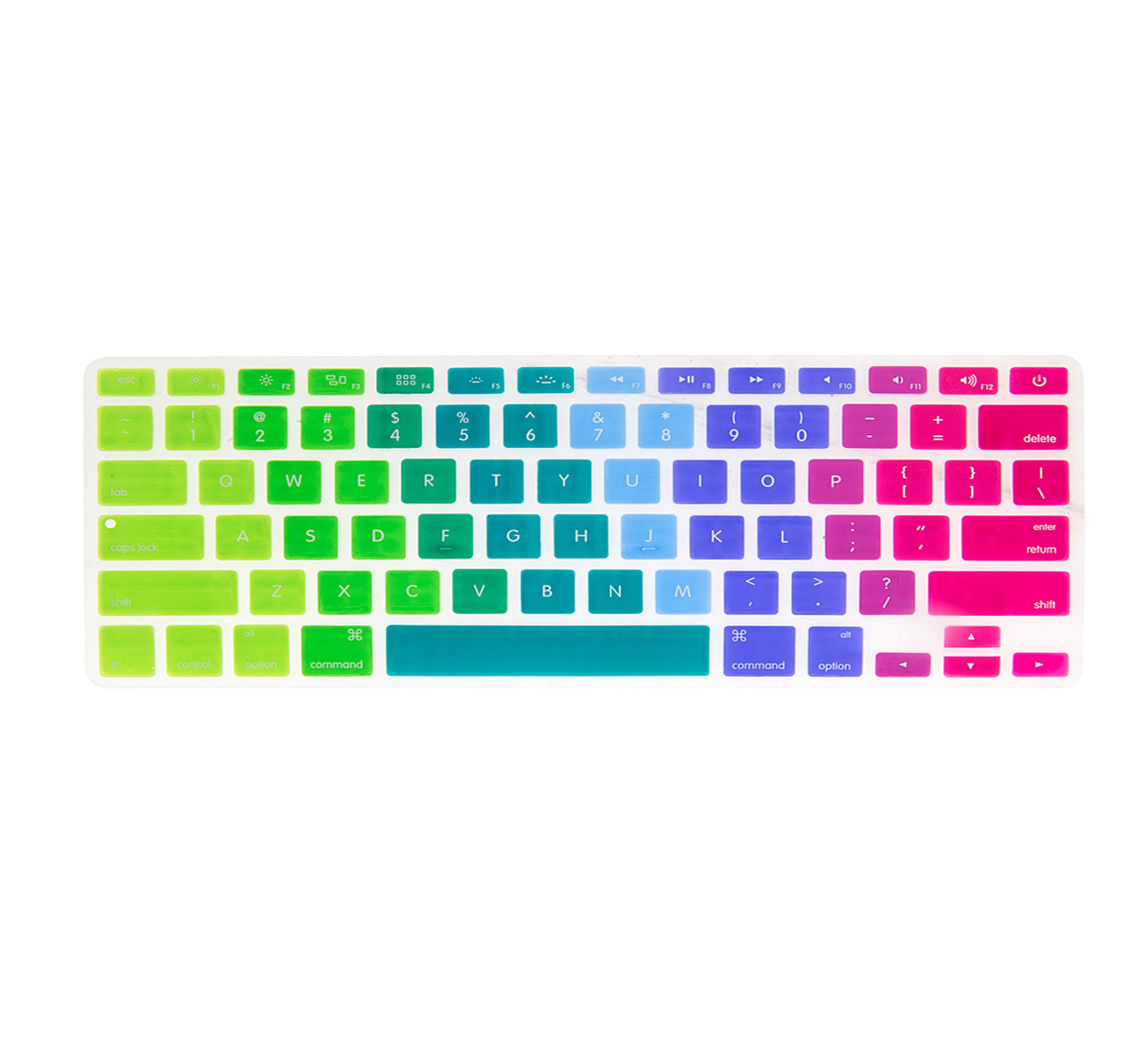 J14 Decorate: Rainbow Keyboard Cover sweepstakes