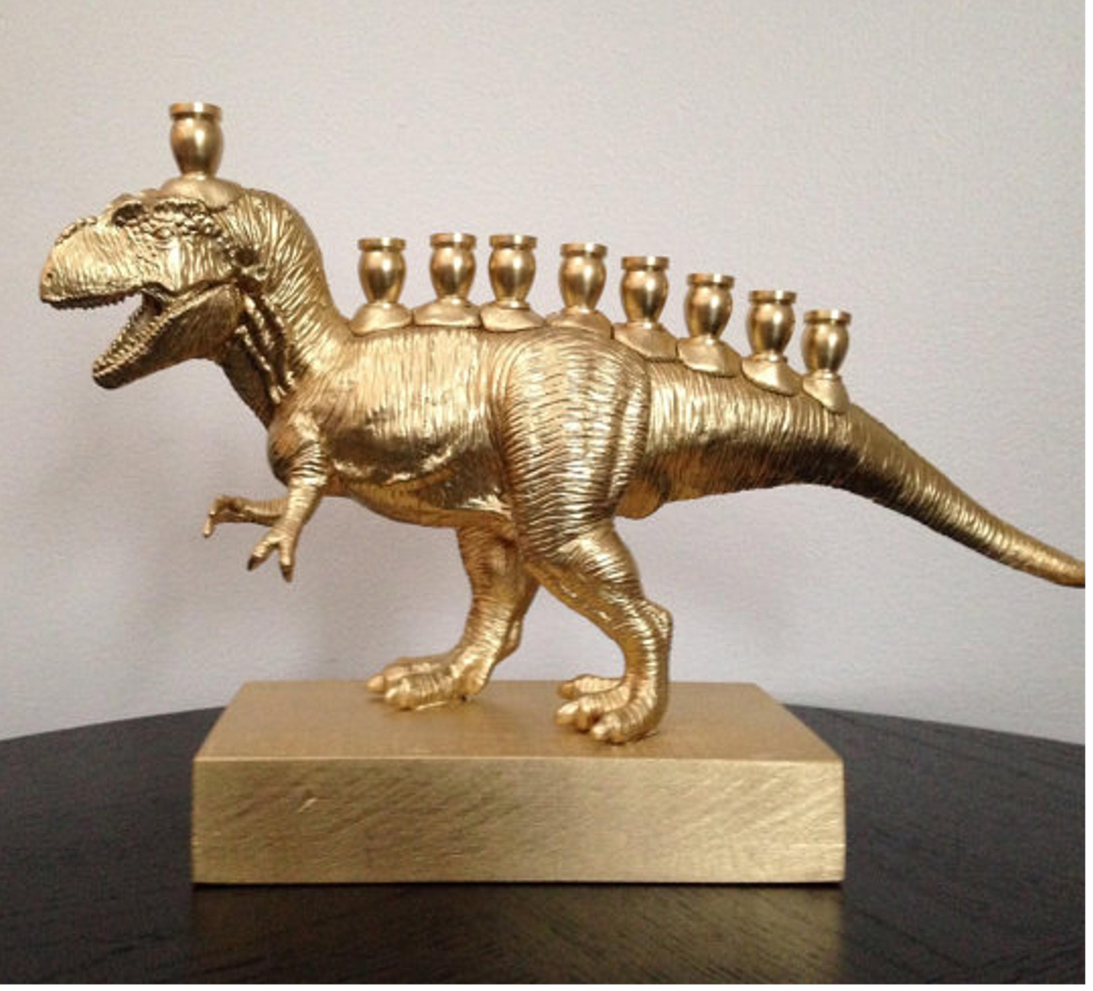 Menorasaurus Rex Menorah sweepstakes
